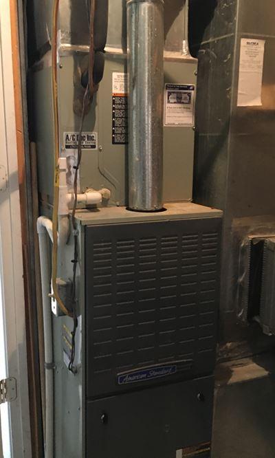 gas furnace repairs
